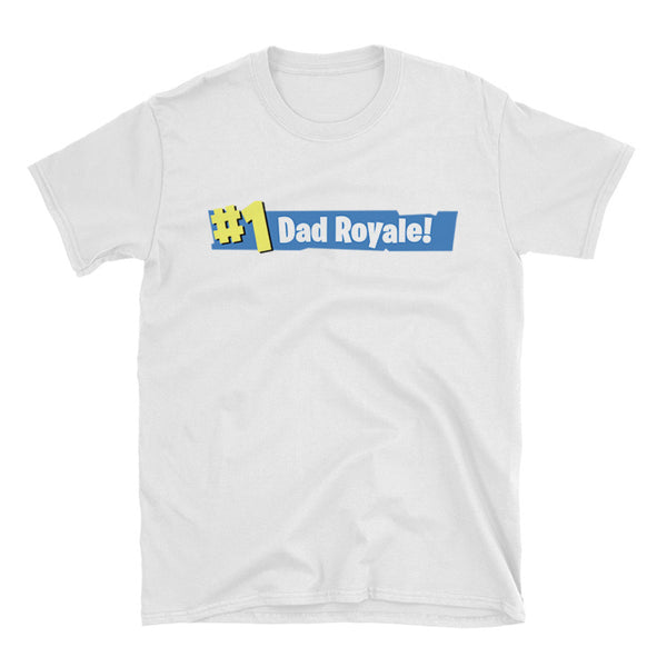 Number 1 Dad Royale - Unisex Shirt
