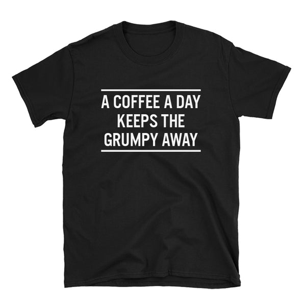 Coffee a Day Shirt