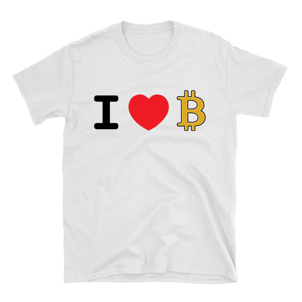 I Heart Cryptocurreny Shirt