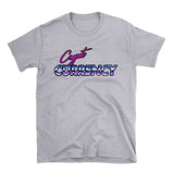Outrun with Cyrptocurrency - Retro Classic Style Shirt