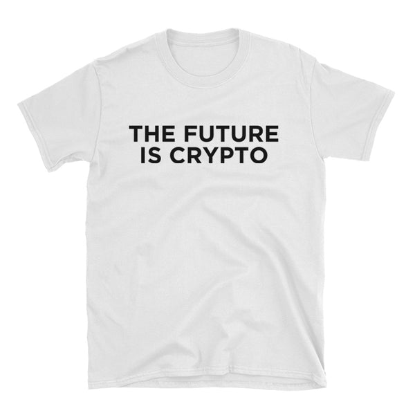 The Future is Crypto Shirt