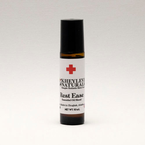 Rest Ease is formulated to promote rest and relaxation at night for tired feet and legs.