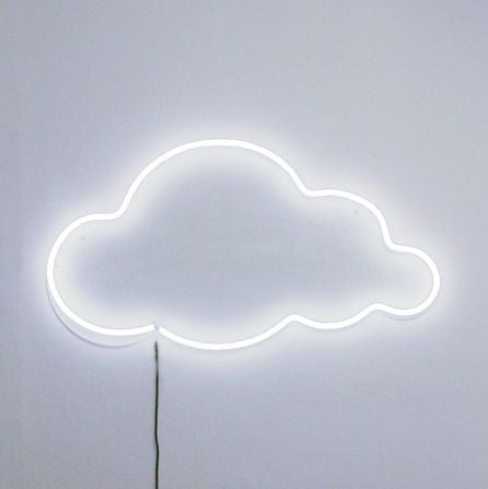 Cloud Neonskilt