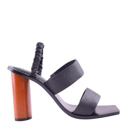 Calina Heel Black