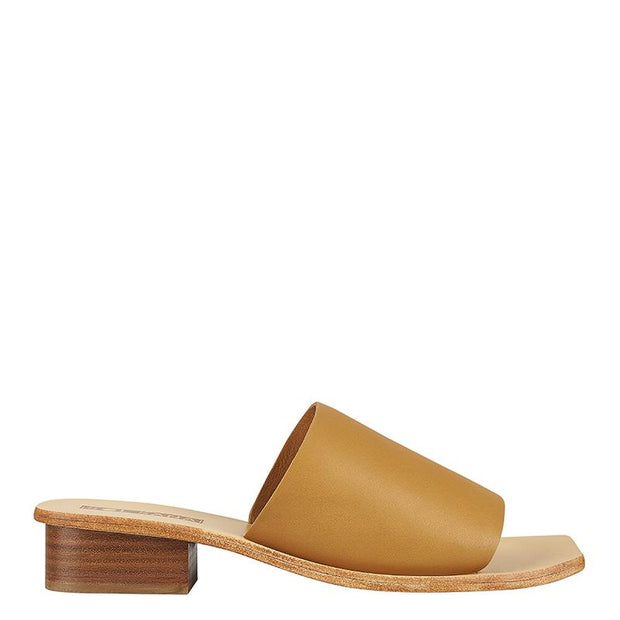 Cathy Mule Caramel Leather