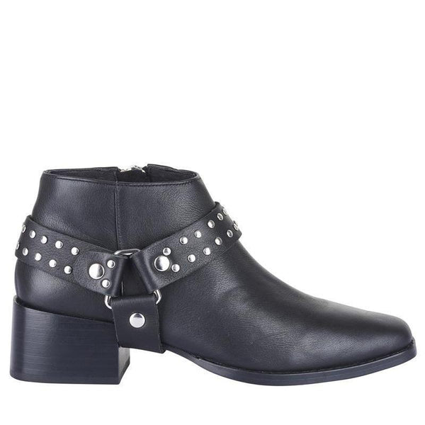 Eddie Boot III Black Stud
