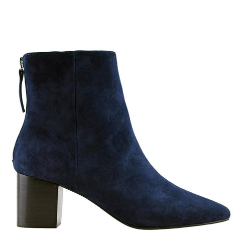 Florence Boot Navy Suede - Sol Sana Australia