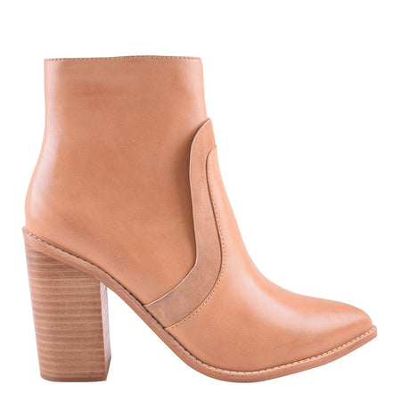 Hawk Boot Caramel
