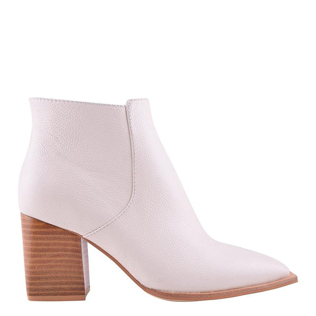 Jerome Boot Ivory