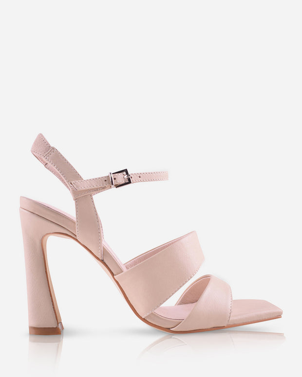 Journey Heel Beige
