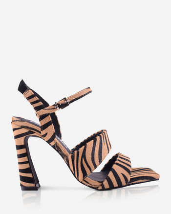 Journey Heel Zebra