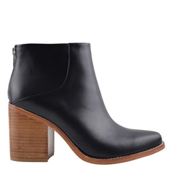 Leo Boot Black Blonde