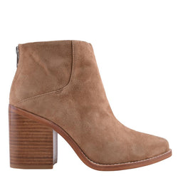Leo Boot Tobacco Suede