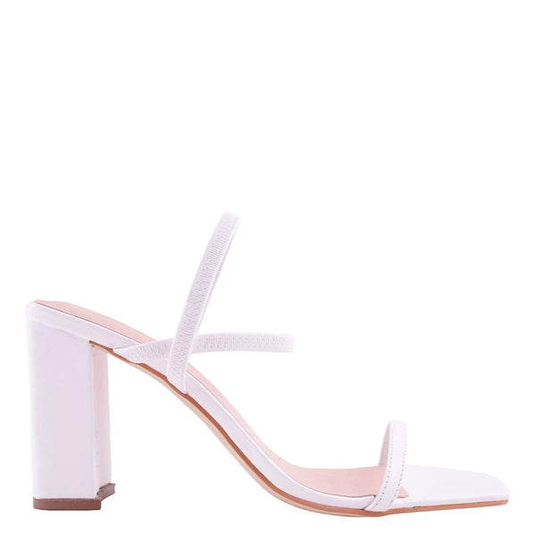 Lily Heel White
