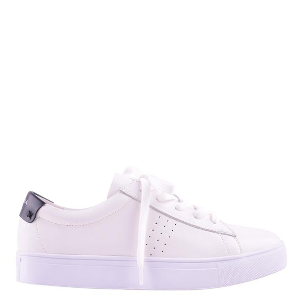 Layla White Sneakers