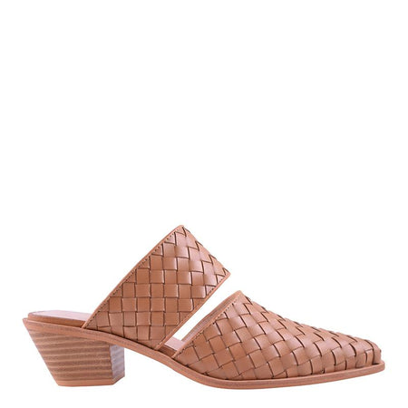 Lincoln Woven Mule Caramel