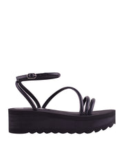 Loxley Wedge Black