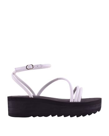 Loxley Wedge Off White
