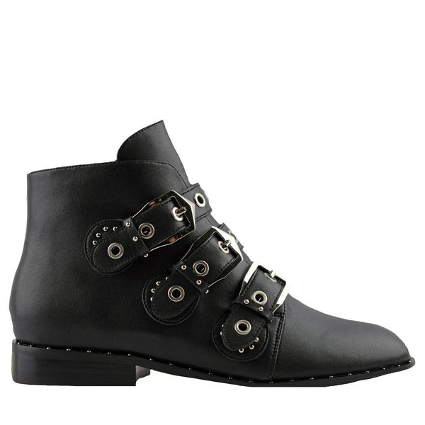 Maxwell Boot Black