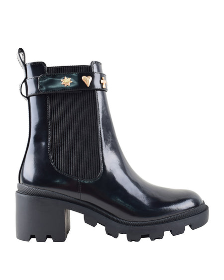 Oliver Boot Gloss Black