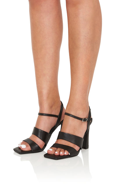 Journey Heel Black