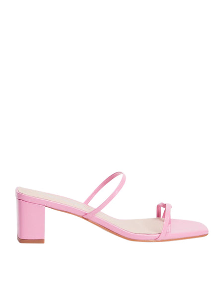 Kenny Mule Pink Gloss