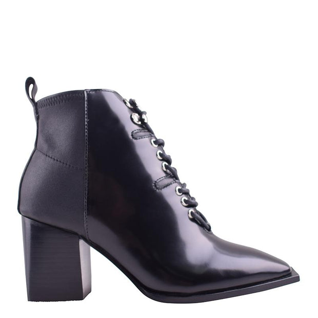 Sullivan Boot Gloss Black
