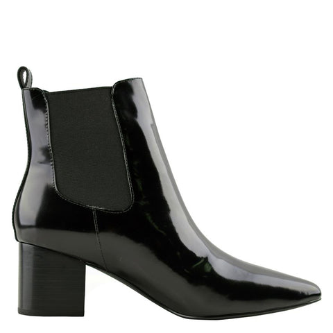 Teddy Boot Gloss Black - Sol Sana Australia