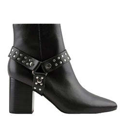 Tegan II Black Boots
