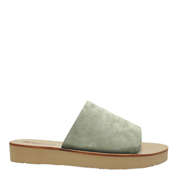 Tara Slide Khaki Blonde