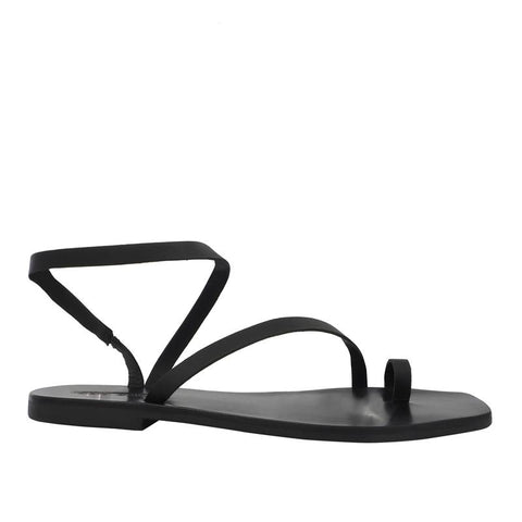 Tatty Slide Black (Pre-Order) - Sol Sana Australia