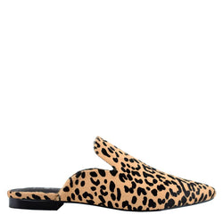 Willow Stretch Leopard Loafers