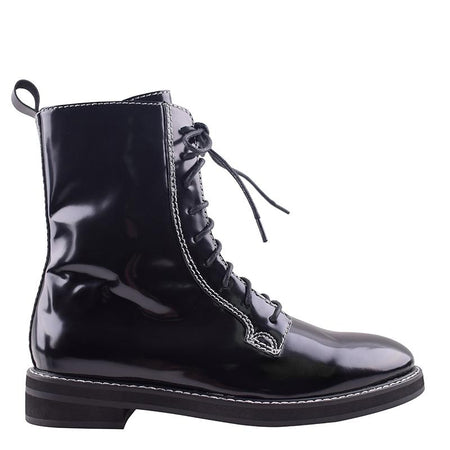 Waiter Boot Gloss Black