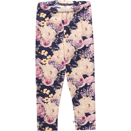 Müsli - Spicy Florence leggings (blomsterprint)