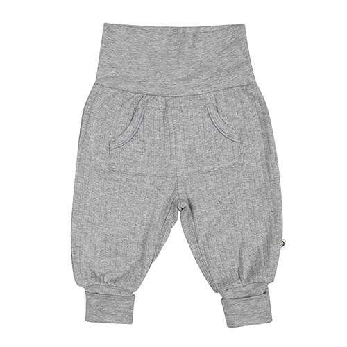 Müsli - Cozy pocket pants (grå)