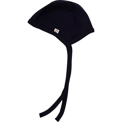 Müsli - Woolly baby hat (navy)