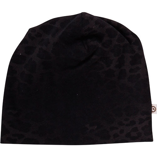 Müsli - Spicy panther beanie (panther print)