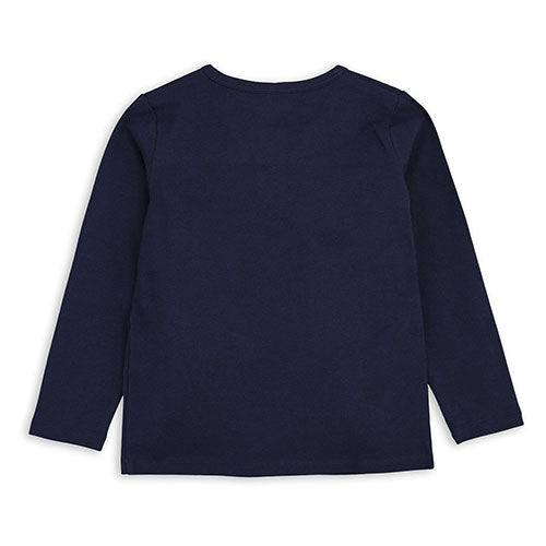 Mini Rodini - Basic Grandpa (navy)