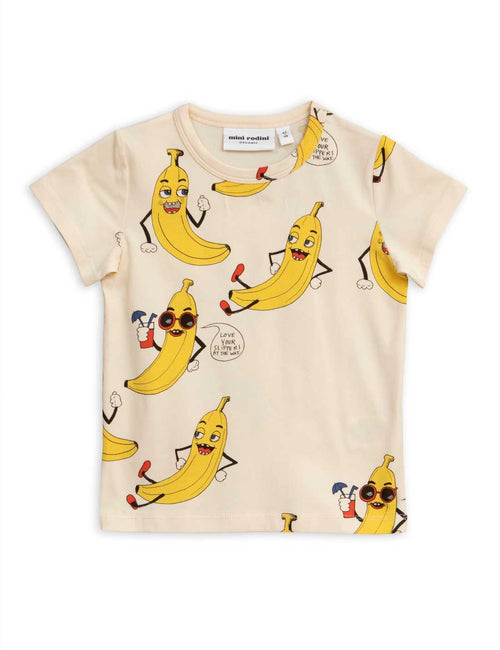 Mini Rodini Banana t-shirt