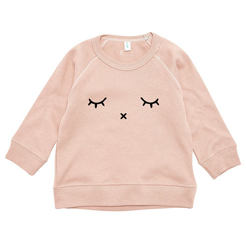 Organic Zoo - Sweatshirt Sleepy (clay)