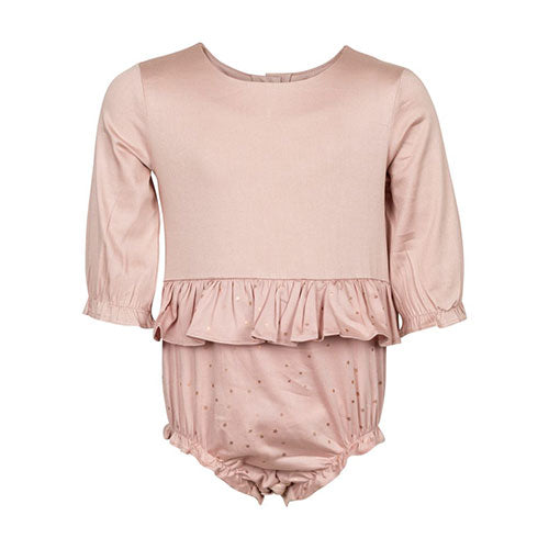 Elodiee - Frigg romper (rose gold star)