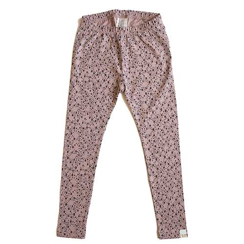 By Heritage - Leon Leggings (rosa/print)