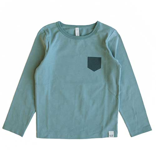By Heritage - Loa Bluse (petrol)