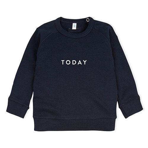 Organic Zoo - Sweatshirt Today (Navy)