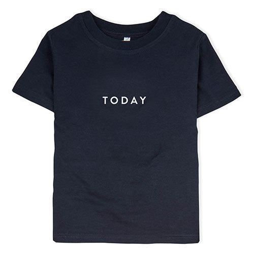 Organic Zoo - T-shirt Today (navy)