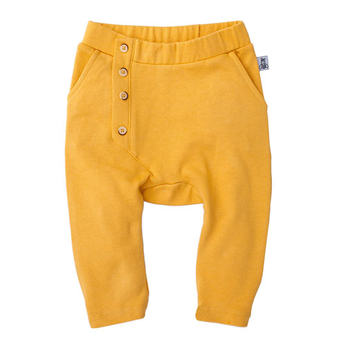 Bumble & Bee - Baggy sweatpants (karrygul)