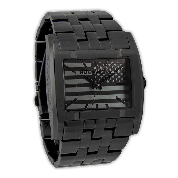 The American - Limited Edition Gun Metal