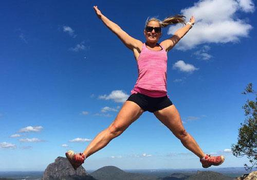The Adventurous Melinda Bingley Is Our Personal Trainer Of The Day