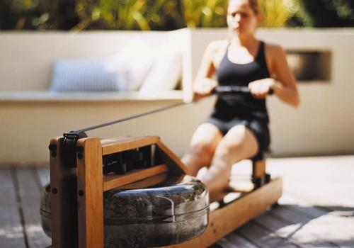 How To Exercise Using A Rowing Machine