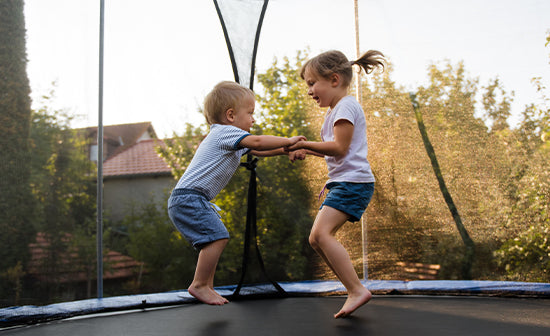 5 Reasons a Trampoline Is The Best Gift for Kids